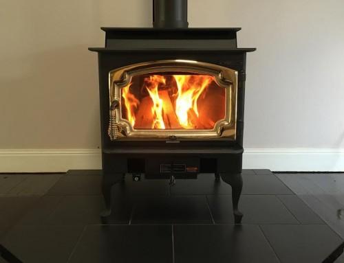 Kemlan Tempo 3 Wood Heater Orlik Heating