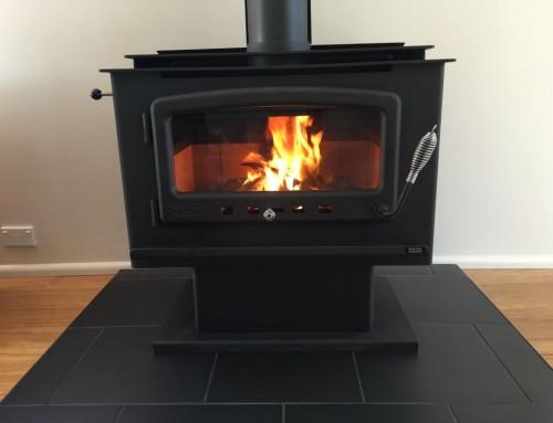 Nectre Mk2 Le Wood Heater